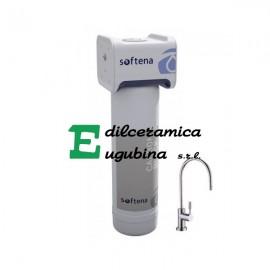 Depuratore Kit filtrazione a 1 stadio per acqua potabile Softena