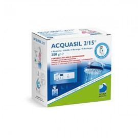 Anticorrosivo antincrostante - per pompe confezione 4 ricariche Acquasil 2/15 250 g